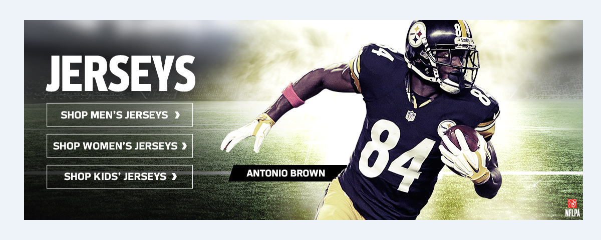 Cheap Antonio Brown Jersey #84