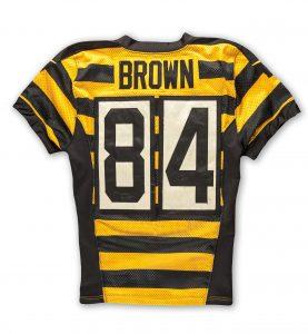 premium selection 037c9 b91f8 Antonio Brown Jersey   Cheap Steelers Replica Jersey at $15 ...