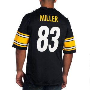 timeless design 7eb6e de623 Back To Reality For Heath Miller Jersey In 27-10 Loss To ...